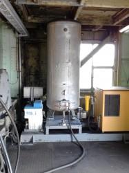 Instandhaltung von Kompressoren