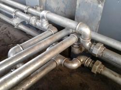 Lieferung und Montage sowie Rekonstruktion von Kompressoren- und Trockneranlagen